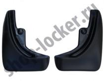 L.Locker Брызговики задние Renault Megane III hatchback (13-)