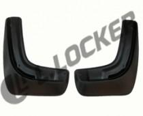 L.Locker Брызговики задние Ssang Yong Actyon (11-)