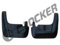L.Locker Брызговики задние Subaru Outback (09-)