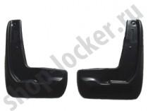 L.Locker Брызговики передние Toyota Camry VII (XV50) sedan (14-)