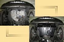 """Авто-Полигон ACURA RDX 2,3л с 2007г. Защита моторн. отс. категории """"St"""""""