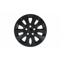 Jestik Колпаки для колес Storm black chrom R14 (Комплект 4 шт.)