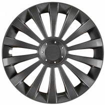 Meridian anthracite Колпаки для колес R14 (Комплект 4 шт.)
