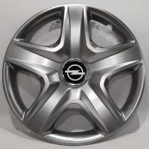 SKS 340 Колпаки для колес на Opel R15 (Комплект 4 шт.)