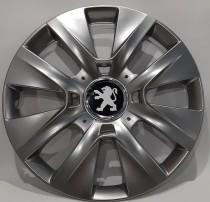 SKS/SJS 334 Колпаки для колес на Peugeot R15 (Комплект 4 шт.)