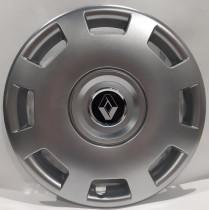 302 Колпаки для колес на Renault R15 (Комплект 4 шт.)