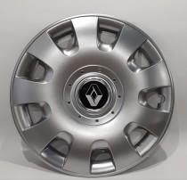 304 Колпаки для колес на Renault R15 (Комплект 4 шт.)