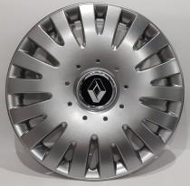 306 Колпаки для колес на Renault R15 (Комплект 4 шт.)