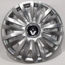 313 Колпаки для колес на Renault R15 (Комплект 4 шт.)