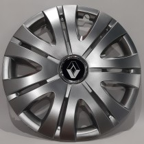 317 Колпаки для колес на Renault R15 (Комплект 4 шт.)