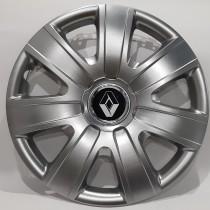 325 Колпаки для колес на Renault R15 (Комплект 4 шт.)