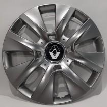 334 Колпаки для колес на Renault R15 (Комплект 4 шт.)