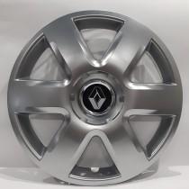 337 Колпаки для колес на Renault R15 (Комплект 4 шт.)