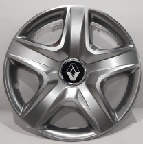340 Колпаки для колес на Renault R15 (Комплект 4 шт.)