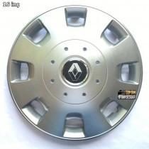 400 Колпаки для колес на Renault R16 (Комплект 4 шт.)