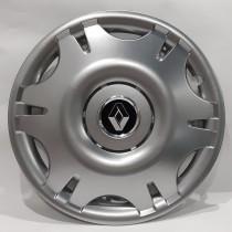 402 Колпаки для колес на Renault R16 (Комплект 4 шт.)