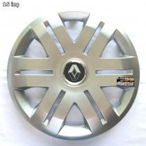 406 Колпаки для колес на Renault R16 (Комплект 4 шт.)
