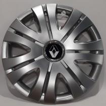 408 Колпаки для колес на Renault R16 (Комплект 4 шт.)