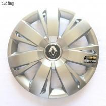 SKS  411 Колпаки для колес на Renault R16 (Комплект 4 шт.)