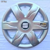 SKS  318 Колпаки для колес на Seat R15 (Комплект 4 шт.)