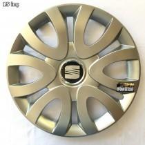 SKS  330 Колпаки для колес на Seat R15 (Комплект 4 шт.)