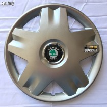 SKS  213 Колпаки для колес на Skoda R14 (Комплект 4 шт.)