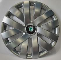 SKS 216 Колпаки для колес на Skoda R14 (Комплект 4 шт.)