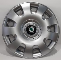 SKS 304 Колпаки для колес на Skoda R15 (Комплект 4 шт.)