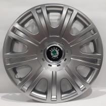 SKS 319 Колпаки для колес на Skoda R15 (Комплект 4 шт.)