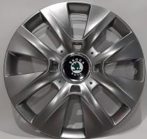 SKS/SJS 334 Колпаки для колес на Skoda R15 (Комплект 4 шт.)