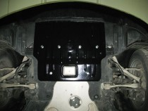 "Авто-Полигон BMW F01 740d 3.0 D АКПП c 2009- Защита моторн. отс. категории ""St"""