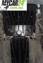"""Авто-Полигон BMW F07 530d 3.0 D АКПП с 2009- Защита моторн. Отс. категории """"St"""""""