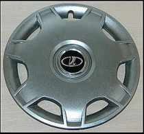 SKS 205 Колпаки для колес на Ваз R14 (Комплект 4 шт.)