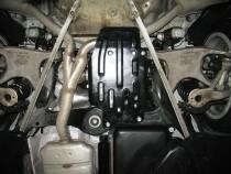 """Авто-Полигон AUDI A5 1.8;2,0 TFSi Quattro АКПП 2008-2012 г. Защита диф-ла категории """"*"""""""