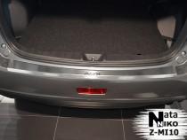Nataniko Накладка на бампер с загибом Mitsubishi ASX FL