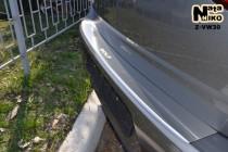 Nataniko Накладка на бампер с загибом Volkswagen GOLF VII