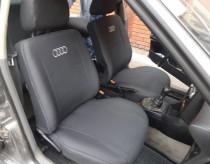 Авточехлы на сиденья Audi A6 (C5) об ДВС 1,8 1997-2004 EMC-Elegant