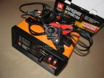 ДК Зарядное устройство 15Amp 12/24V аналоговый индикатор