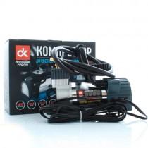 ДК Компрессор, 12V, 10Атм, 35л/мин, фонарь LED,спускной клапан,прикуриватель