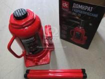ДК Домкрат бутылочный, 20т, красный H=230/430