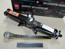ДК Домкрат механический 1,5т. 104/385мм. трещетка