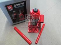 ДК Домкрат бутылочный, 5т пластик, красный H=195/380