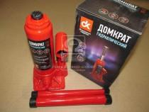 ДК Домкрат бутылочный, красный 3т, H=180/340