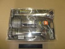 ДК Сигнал дудка с компрессором 2шт метал 210/270мм 12V