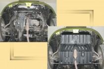 """Авто-Полигон CHERY QQ 1,1 c 2007--2010г. Защита моторн. отс. ЗМО категории """"St"""""""