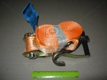 ДК Стяжка груза, 3t. 50mm.x5m.(0.5+4.5) пластик. ручка