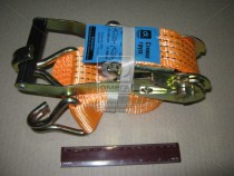 ДК Стяжка груза, 3t. 50mm.x6m.(0.5+5.5) пластик. ручка