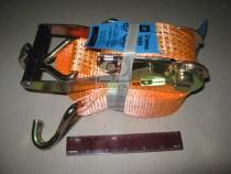 ДК Стяжка груза, 3t. 50mm.x10m.(0.5+9.5) пластик. ручка