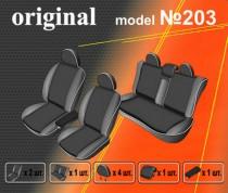 EMC-Elegant Авточехлы на сиденья Chevrolet Cruze
