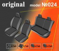 EMC-Elegant Авточехлы на сиденья Chevrolet Lacetti